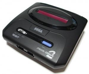 consolă SEGA Mega Drive 2