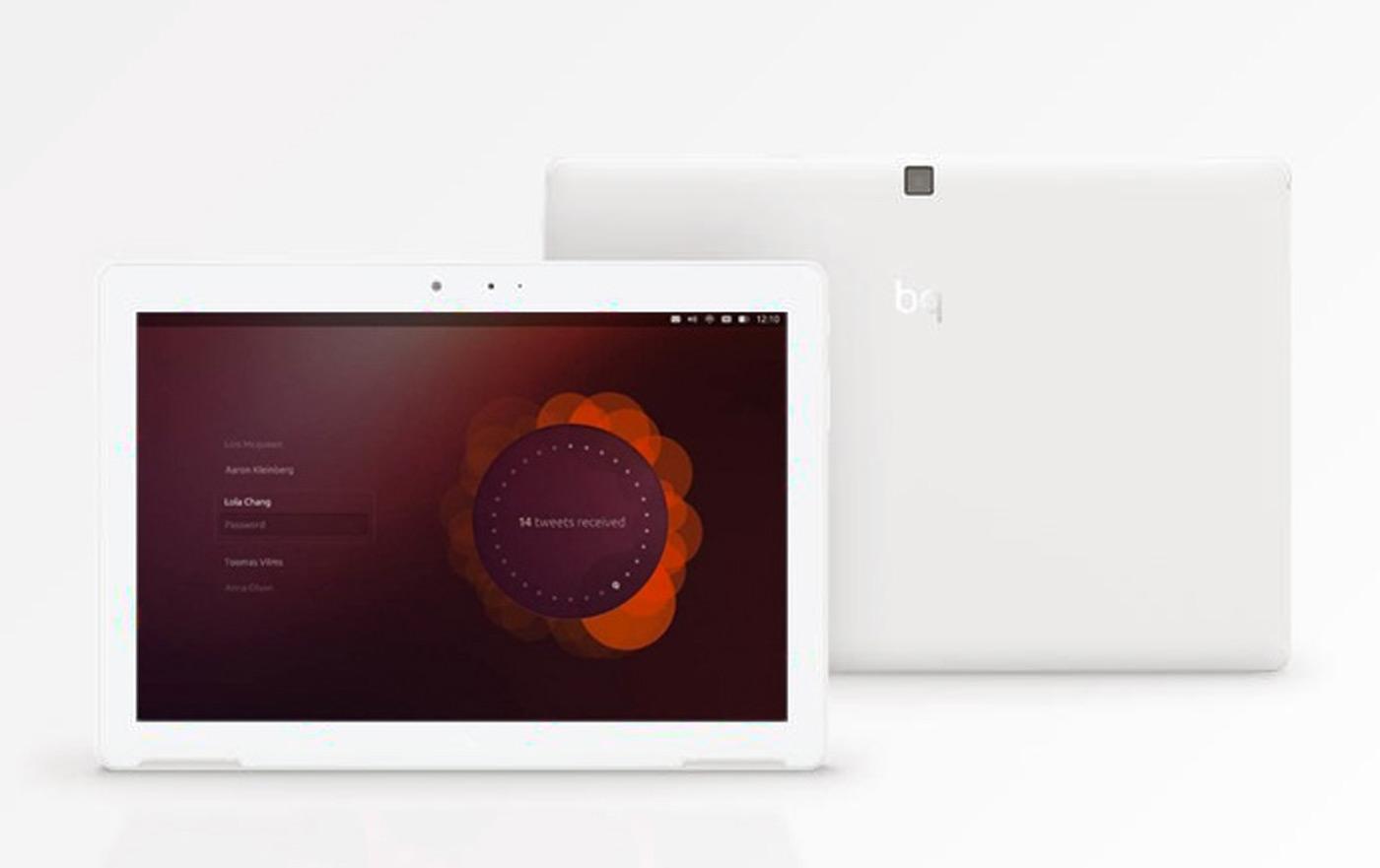 BQ va aduce la MWC o tabletă cu Ubuntu Linux