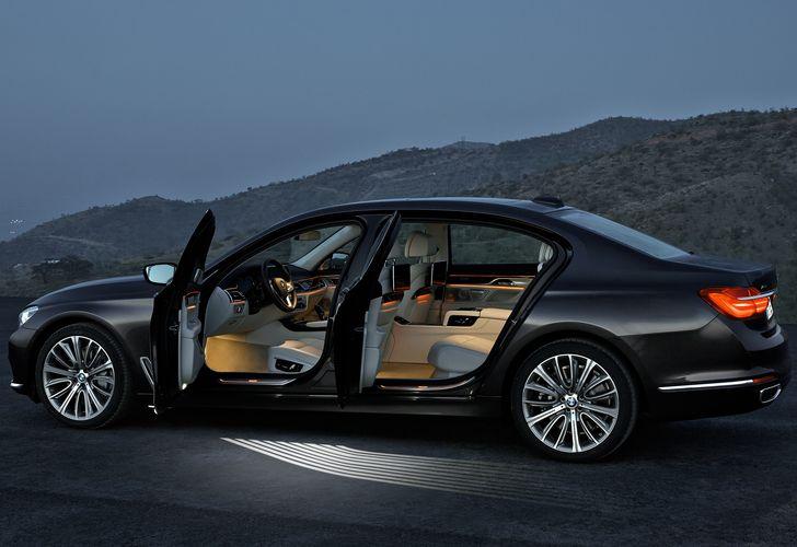 BMW Seria 7 este World Luxury Car 2016