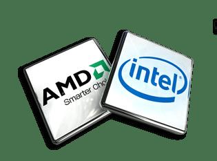 Intel-AMD, viitori parteneri în domeniul plăcilor video