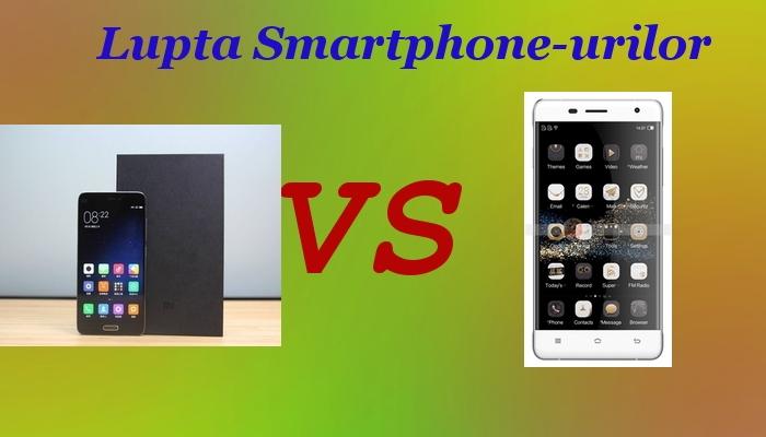 Oukitel K4000 Pro VS Xiaomi Mi 5 Pro – Lupta Smartphone-urilor