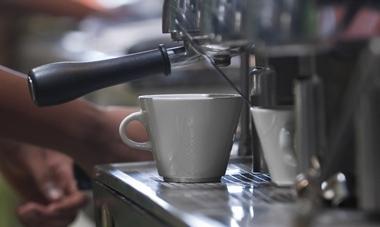 Moment de relaxare intr-o ceasca de cafea