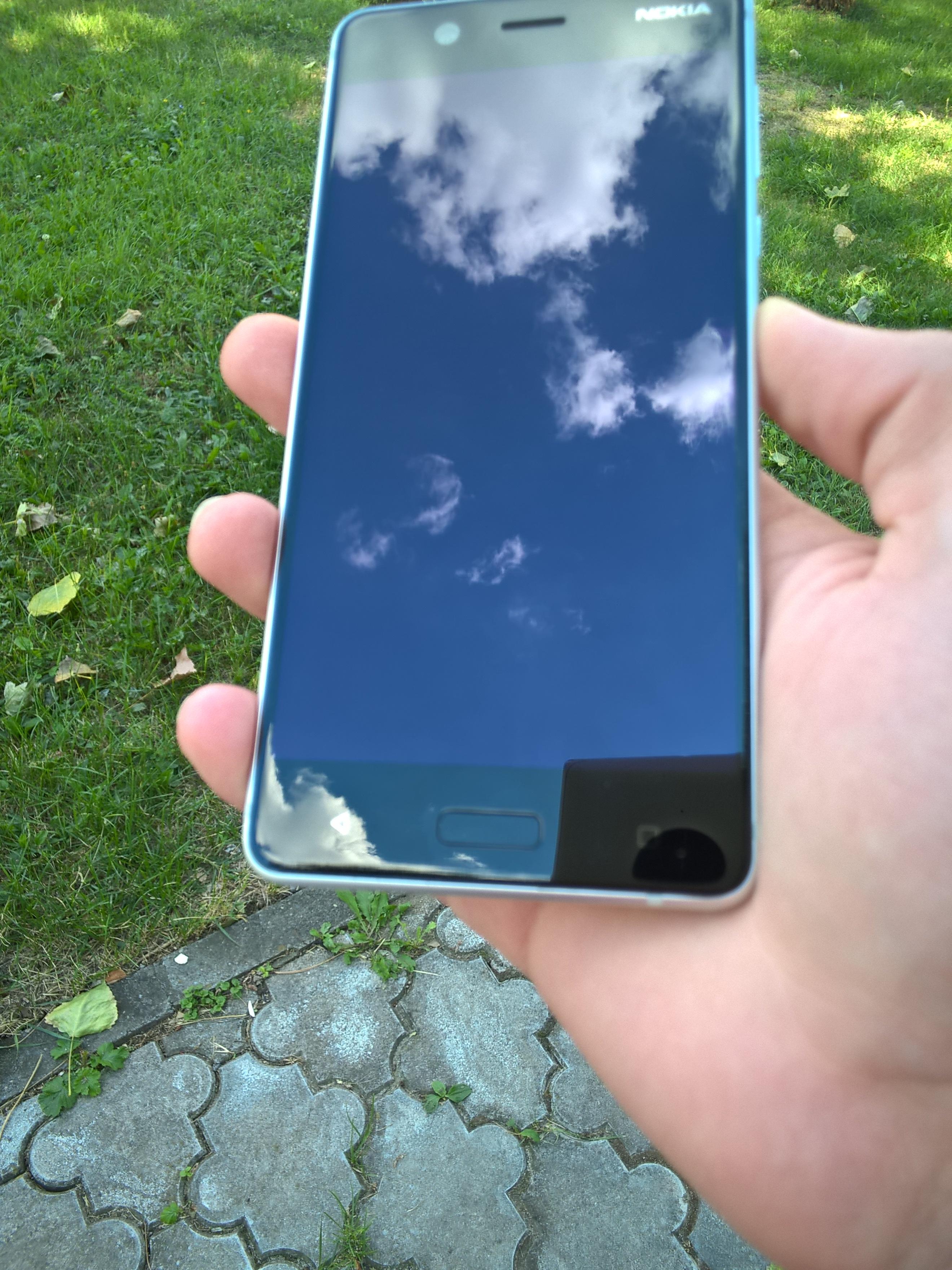 Înapoi în prezent cu Nokia 5