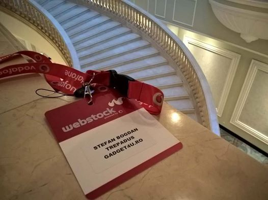 Prima mea participare la conferințele Webstock