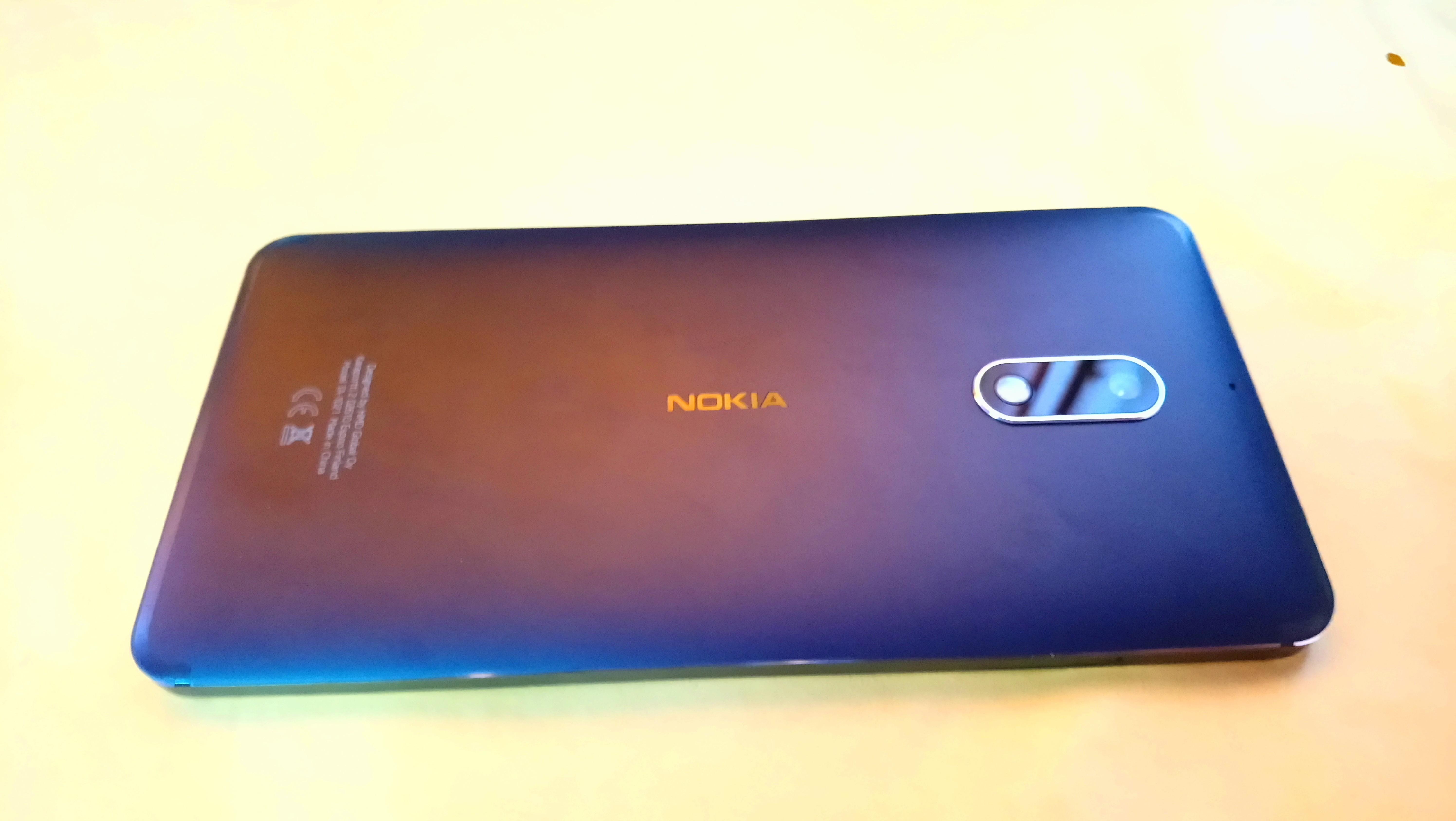 Povestea continuă cu Nokia 6