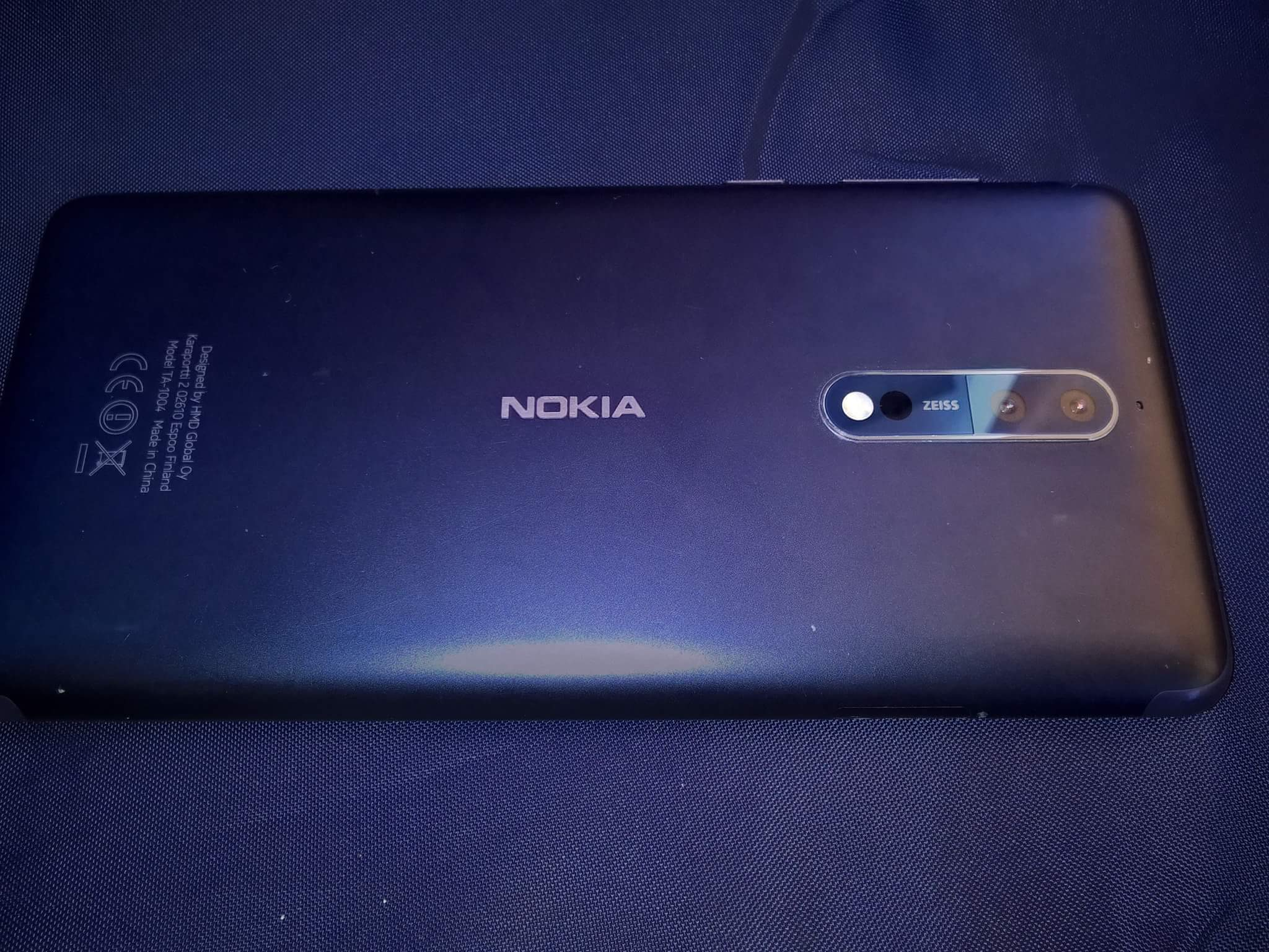 Nokia 8 (2017) – eroul timid [REVIEW]