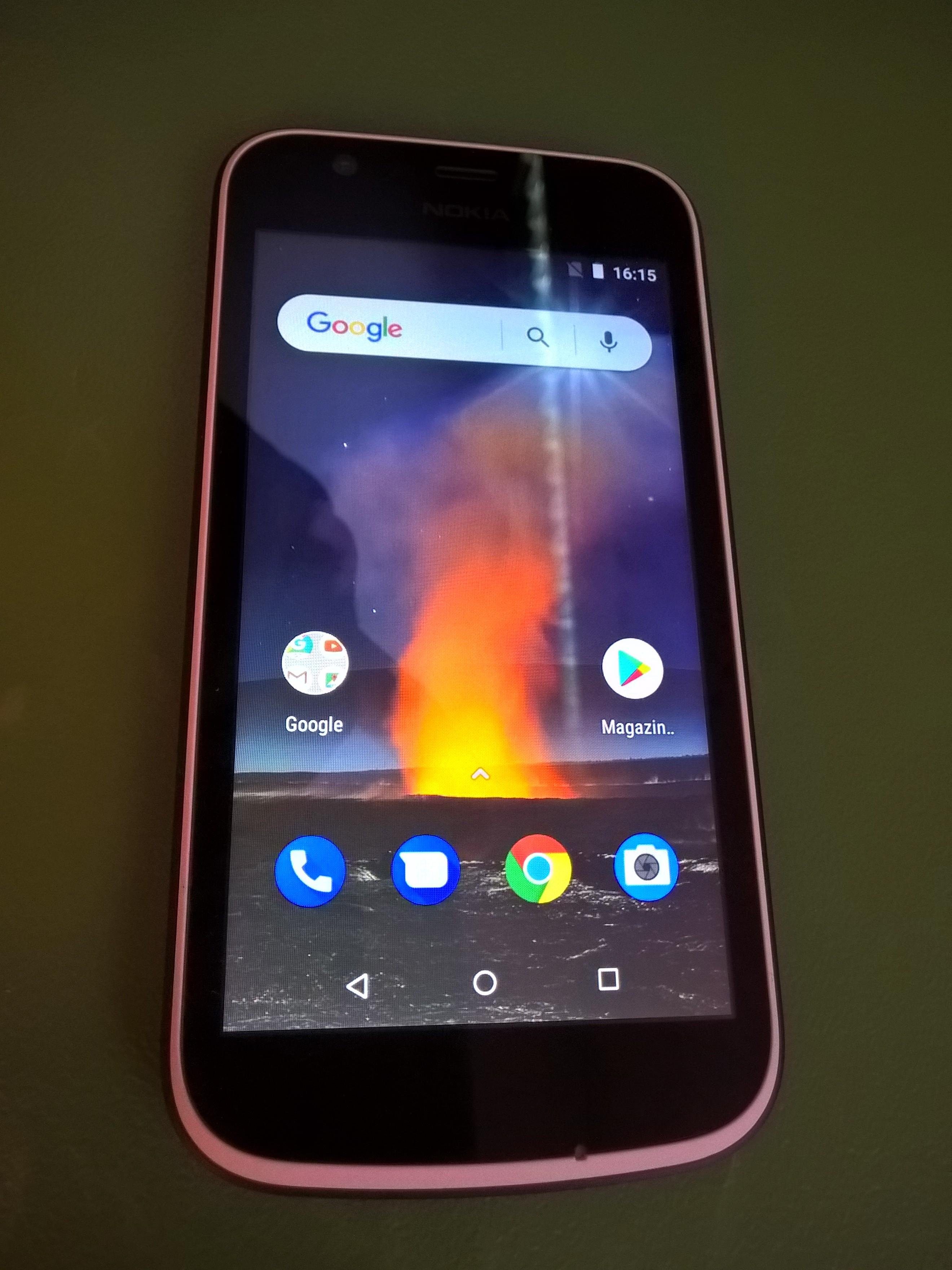 Nokia 1, telefonul pe care l-aș dărui bunicilor