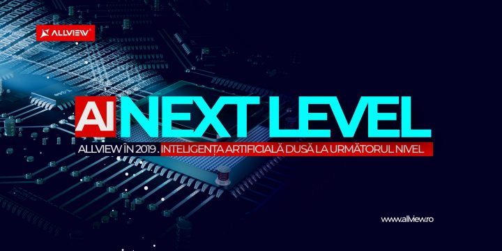 Allview cu și mai multă inteligență artificială – din 2019