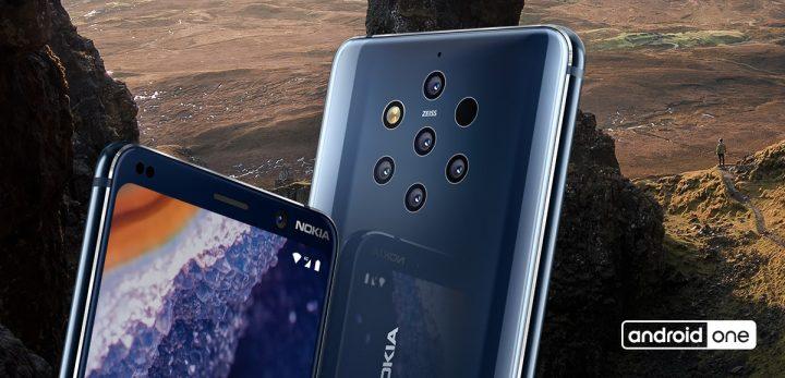 Nokia 9 PureView și cei 3 frați mai mici