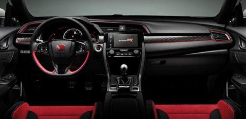 Type R interior