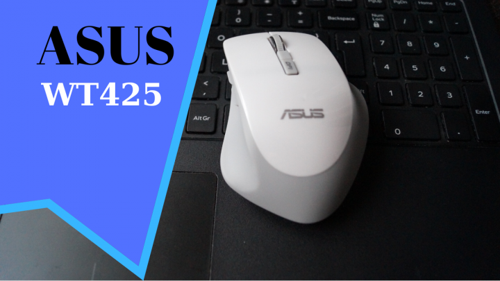 Asus WT425 review – noul meu mouse