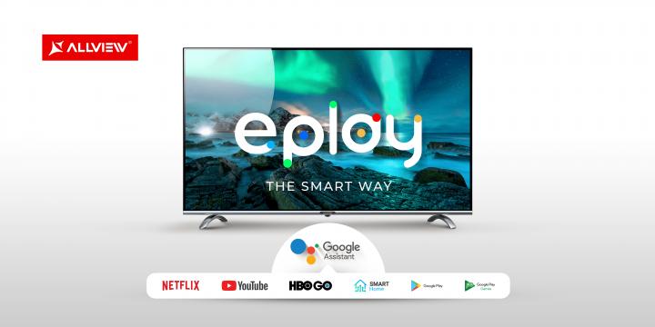 ePlay e noua gamă de televizoare smart de la Allview