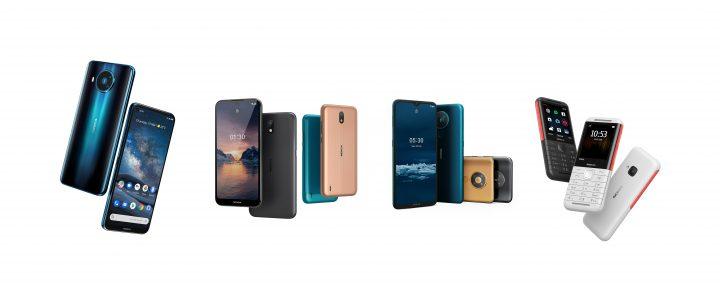 Nokia 8.3 și alte bunătăți