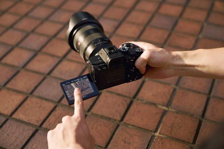 Sony a lansat noua cameră foto Alpha 7s III