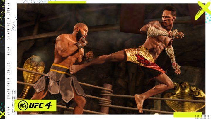 EA SPORTS UFC 4 a fost dezvaluit oficial