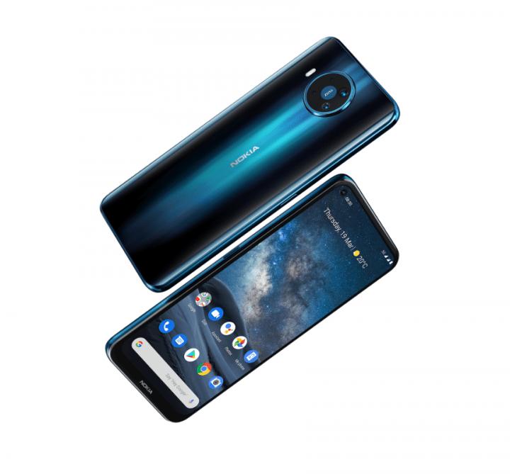 Nokia 8.3 5G este disponibil pentru precomandă în România