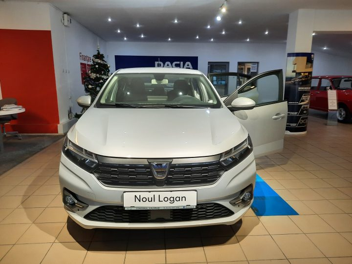 Dacia Logan 2020 mi se pare o mașină mare