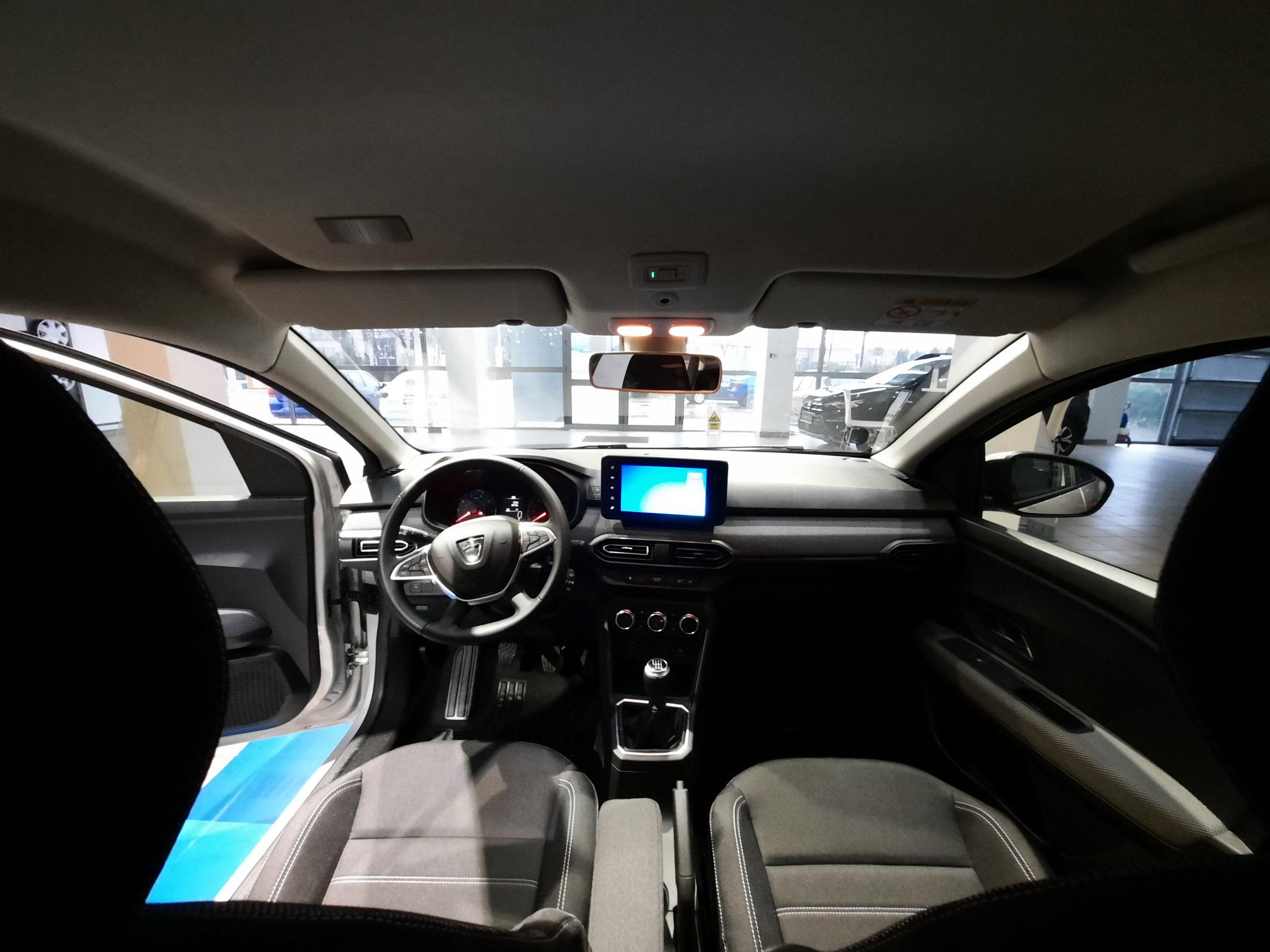 Logan 2020 interior