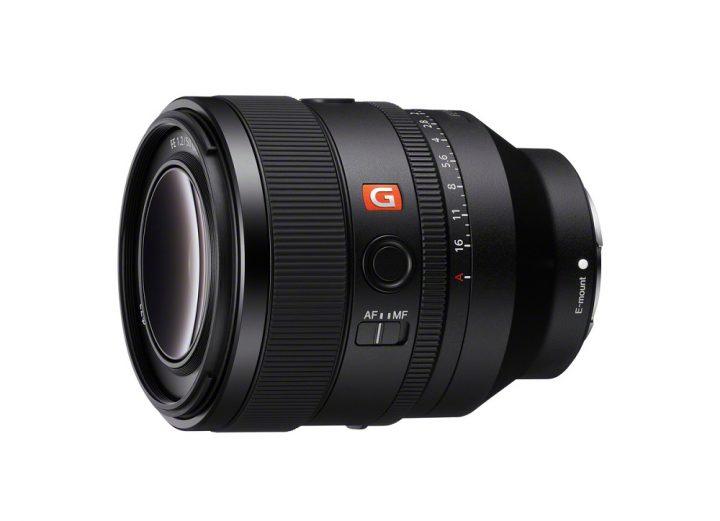 Sony lansează obiectivul FE 50mm F1.2 G Master