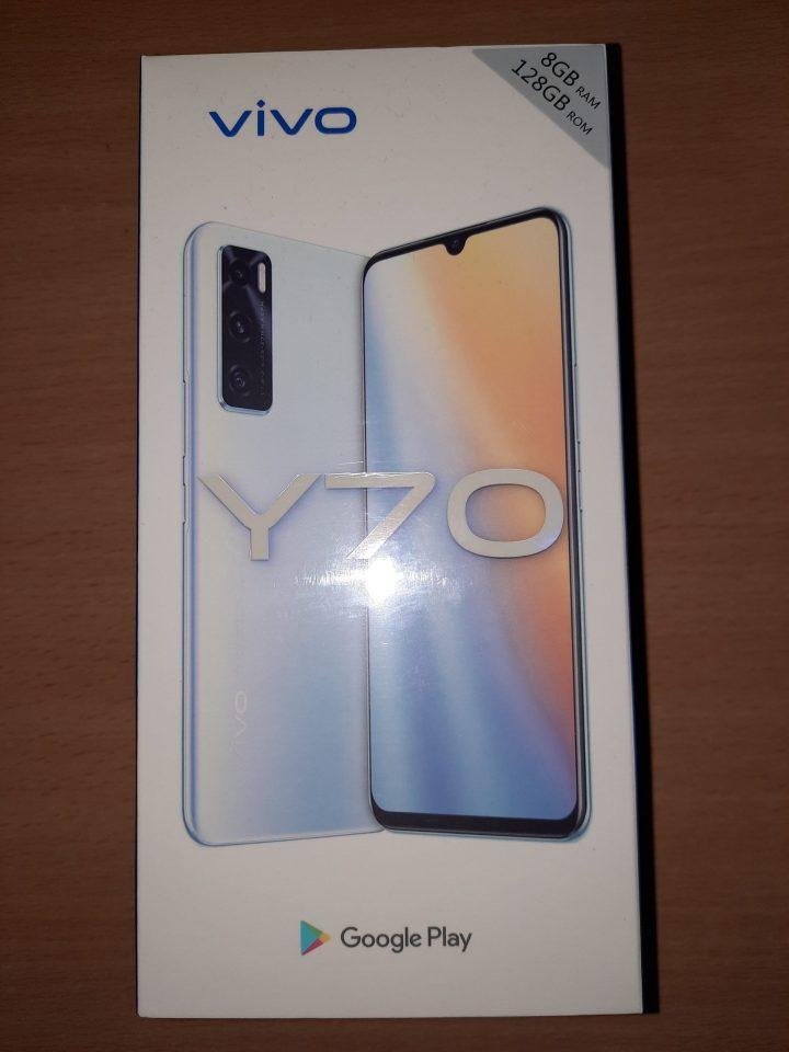 vivo Y70 – un smartphone elegant și performant